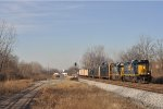CSXT 6500 On CSX Y 101 Southbound