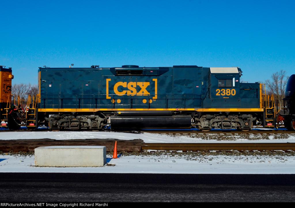 CSX 2380