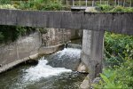 Both CVSR and the Wheeling cross Cascade Locks of the Ohio & Erie Canal.
