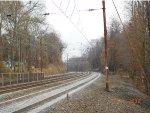 """The Main Line"" through Daylesford"