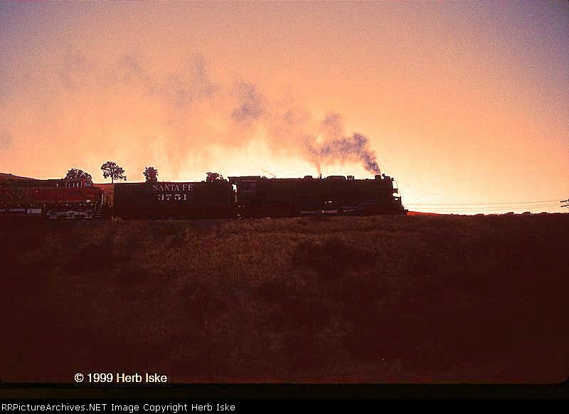#3751 Homeward Bound after Railfair