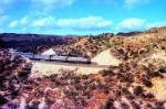 Desert Wind Blows Into Cajon Summit