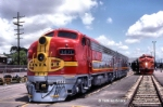 San Diego Railfair 1988