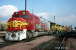 Warbonnet FP45 Through A Yard