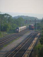 AMTK 110 + CN freight