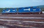 Conrail GP38-2's