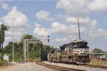 NS 1153 On NS 173 Southbound At Inman Yard