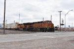 BNSF 7101 West