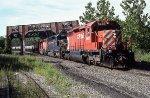 CP Empty Acid Train