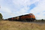 BNSF 3900 leads the OVPSV