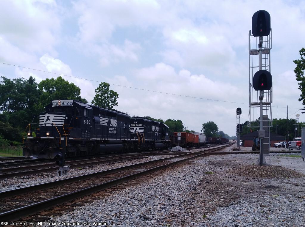 NS 6100 & NS 3544
