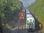 CN 5787 & Go Transit 228