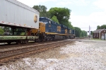 Brand New CSX 5371 brings up the rear