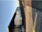 CRYX 3045 Parked on a siding