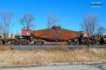 10 axle INLX Incoal hot metal bottle built by Reichard