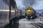 FCP Train No. 1 departs Union Station