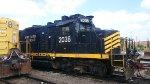 Fort Smith Railroad 2038