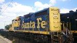 Fort Smith Railroad 2031