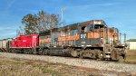 Georgia and Florida Railway 517 & 5002.