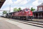 CP AC44C4M #8120 on K602