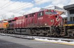 CP ES44AC #9352 on K048