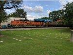 Northbound Coal Train