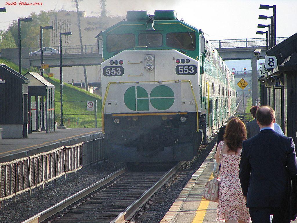 GO Transit 553