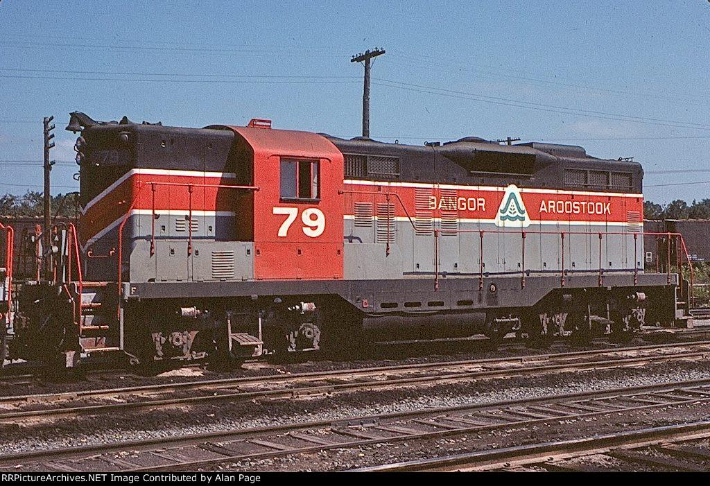 BAR GP9 79