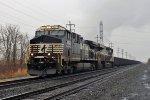 NS 4086 on 60N