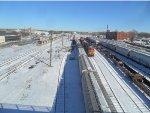 Station Railyard
