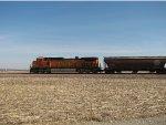 BNSF 5055