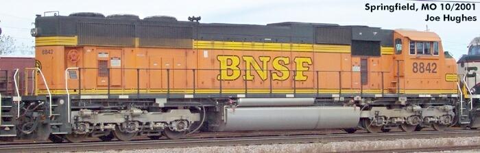 BNSF 8842