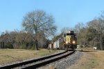 KCS Train 100 - Southbound Run