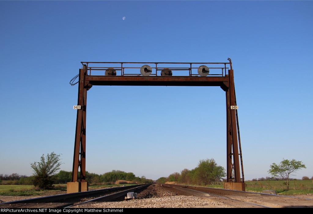 Bucklin Signal Bridge