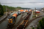Another photo of Moncrief yard.