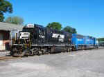 NS #5095 and GMTX #9000
