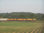 Northbound Manifest With a CNW
