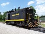 Vandalia Railroad Company 104 SW9