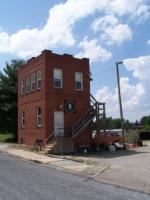 Vandalia Railroad Company Tower