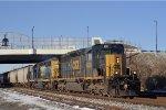 CSXT 4229 On CSX J 784 Southbound