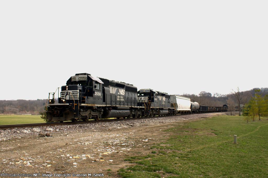 NS 3556 North