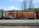 GMRC 100103 at Bellows Falls, VT