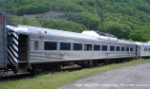 GMR RDC ex NYC at Bellows Falls, VT