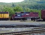 HLCX 3610 at Bellows Falls, VT