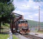 VTR 308at Bellows Falls, VT
