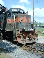VTR 308 at Bellows Falls, VT