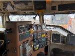 Inside look of a CN sd75I