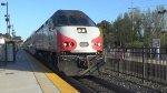 JPBX 924 Leads Caltrain 218