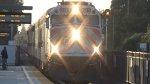 JPBX 901 Leads Caltrain 268