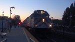 JPBX 919 Leads Caltrain 376